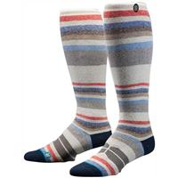 Gray Stance Rivers Sock