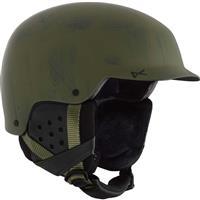 Green Anon Blitz Helmet