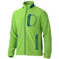 Green Envy / Gator Marmot Alpinist Tech Jacket Mens