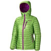 Green Envy Marmot Quasar Hoody Womens