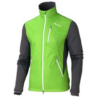Green Envy / Slate Grey Marmot Alpha Pro Jacket Mens