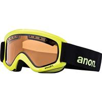 Green Frame / Amber Lens Anon Helix Goggle