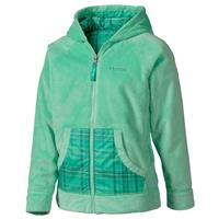 Green Frost Marmot Snow Fall Reversible Jacket Girls