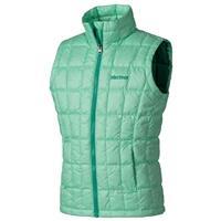 Green Frost Marmot Sol Vest Girl