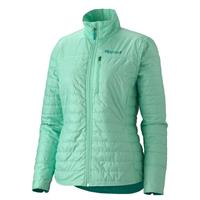 Green Frost Marmot Sundown Jacket Womens