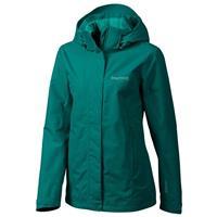 Green Garnet Marmot Palisades Jacket Womens