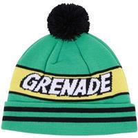 Green Grenade Comic Beanie