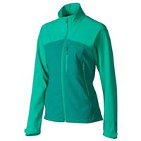 Green Grove / Gem Green Marmot Estes Jacket Womens