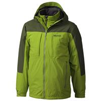 Green Lichen / Greenland Marmot Gorge Component Jacket Mens