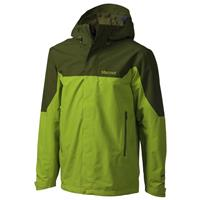 Green Lichen / Greenland Marmot Palisades Jacket Mens