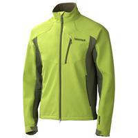 Green Lichen/Greenland Marmot Prodigy Jacket Mens
