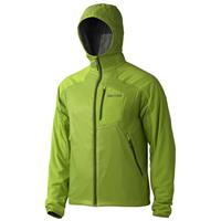 Green Lichen Marmot Isotherm Hoody Mens