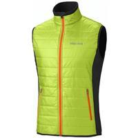 Green Lime / Black Marmot Variant Vest Mens