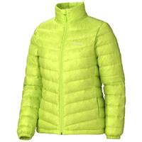 Green Lime Marmot Jena Jacket Womens
