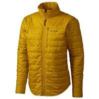 Green Mustard Marmot Sundown Jacket Mens