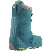 Green / Tan Burton Fiend Boot Mens Back