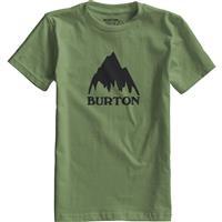 Green Tea Burton Classic Mountain SS Tee Boys