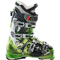 Green / White Atomic Hawx 110 Ski Boots Mens