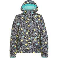 Grey AOP ONeill Scribble Jacket Girls