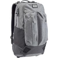 Grey Heather Diamond Ripstop Burton Bravo Pack