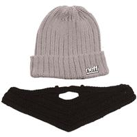 Grey Neff Manly Beanie