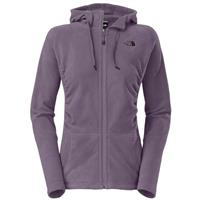 Greystone Blue The North Face Mezzaluna Hoodie Womens