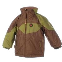 Grom Plaid Obermeyer Jigsaw Jacket Boys