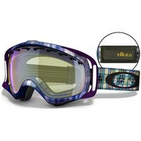 Grunge Frame / H.I. Yellow Lens (57 091) Oakley Danny Kass Crowbar Goggle