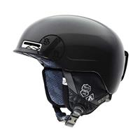 Gunmetal One Percenter Smith Maze Helmet