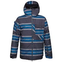 Gunmetal Rugby 686 Authentic Venture Insulated Jacket Mens
