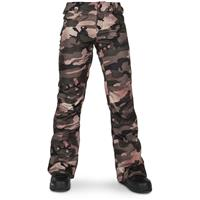 Faded Army Volcom Species Stretch Pant Womens