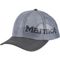 Dark Charcoal Marmot Mesh Name Dropper Hat