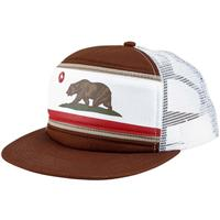 California Bear Marmot Roots Trucker