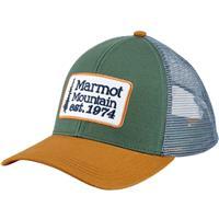 Urban Army Marmot Retro Trucker Hat Mens