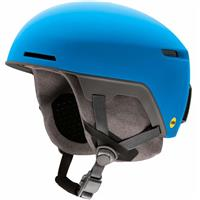 Matte Imperial Blue Smith Code MIPS Helmet