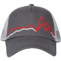 Red Night Marmot Peak Bagger Cap