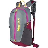Grey Storm / Deep Plum Marmot Kompressor Meteor Backpack