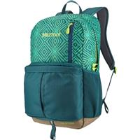 Deep Teal / Jewel Green Marmot Calistoga Day Pack
