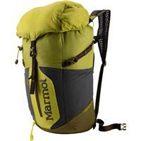 Citronelle / Olive Marmot Kompressor Plus Backpack