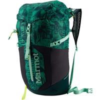 Turf Green / Deep Teal Marmot Kompressor Plus Backpack