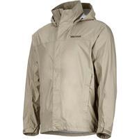 Light Khaki Marmot Precip Jacket Mens