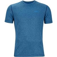 Arctic Navy Heather Marmot Conveyor Tee SS Mens