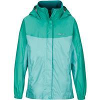 Celtic / Turf Green Marmot Precip Jacket Girls