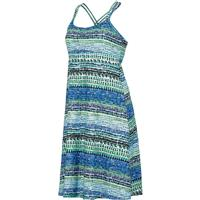Green Spray Fiest Marmot Taryn Dress Womens