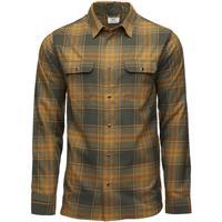 Kombu / Rye Flylow Handlebar Tech Flannel Mens