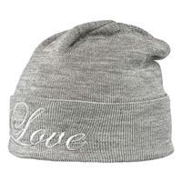 Heather Grey Bula Say Beanie Womens