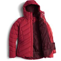 Biking Red The North Face Heavenly Jacket Womens
