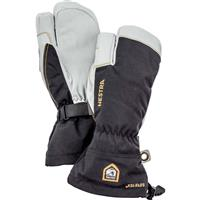 Hestra Army Leather Gore Tex 3 Finger Mitten Mens