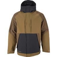 Hickory Block Burton Hilltop Jacket Mens