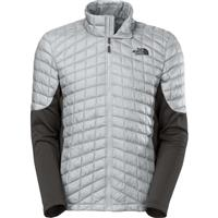 High Rise Grey The North Face Moment Thermoball Hybrid Jacket Mens